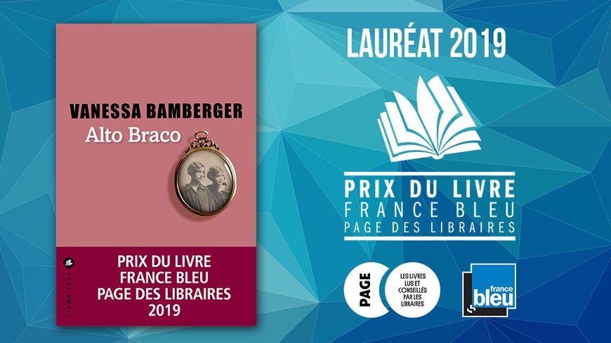 Vanessa Bamberger Laureate Du Prix Du Livre France Bleu