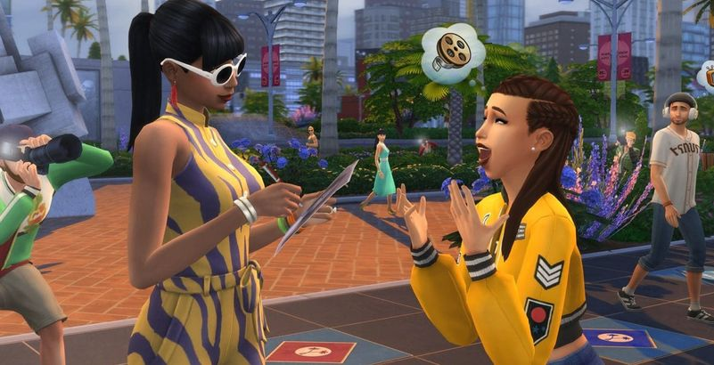 Telecharger The Sims 3 gratuitement Les Sims 3 est est un jeu pc d'aventure construit sur le même concept que ses prédécesseurs . les Joueurs contrôles leur propre Sims dans les activités et les relations d'une manière similaire à la vie réelle .