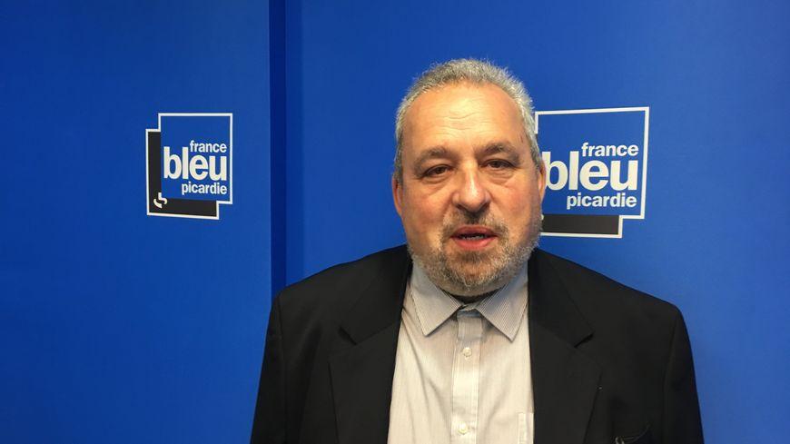 Pascal Brunon, chargé de mission au conseil régional, délégué CFDT à Amiens