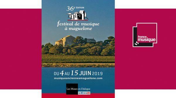 Festival de Musique à Maguelone, 36ème édition