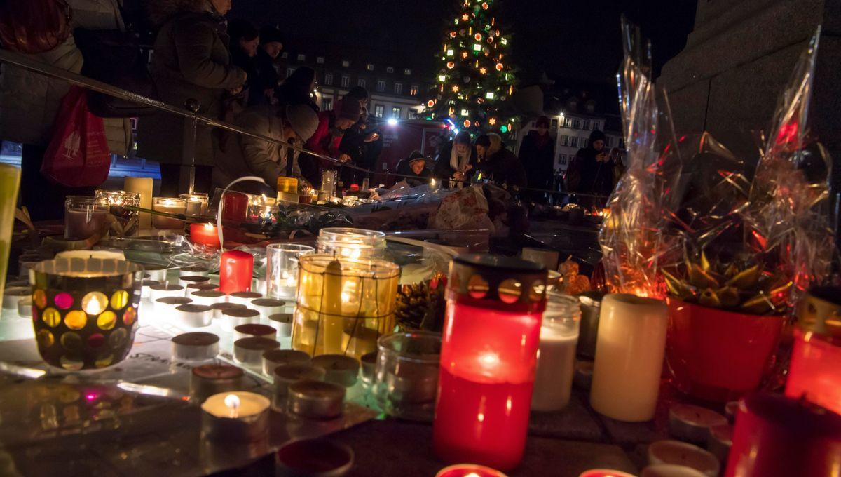 Attentat de Strasbourg : un jeune homme de 26 ans mis en examen et placé en détention provisoire