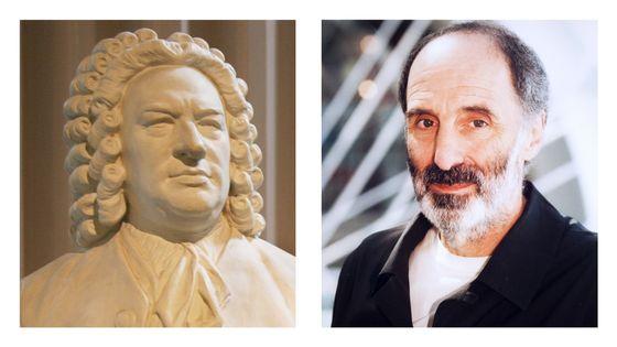 Bach et Paul Andreu