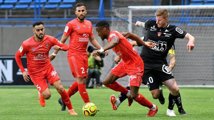 Charbonnier et Brest n'ont pas su faire craquer l'une des plus mauvaises défense de Ligue 2
