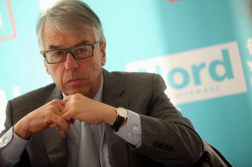 Jean-René Lecerf, président du conseil départemental du Nord