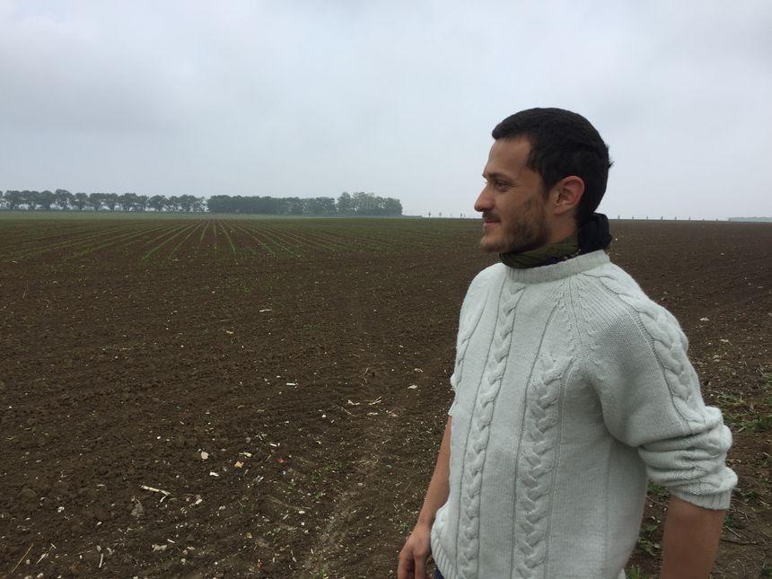 """Les sols du Triangle de Gonesse sont """"particulièrement fertiles"""" selon Pierre De Filippi"""