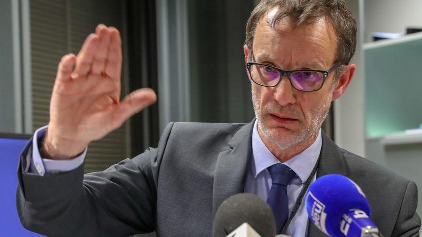 Le procureur de la république de Grenoble, Éric Vaillant, a repris le dossier sur le meurtre de Maëlys, à son arrivée en janvier 2019.