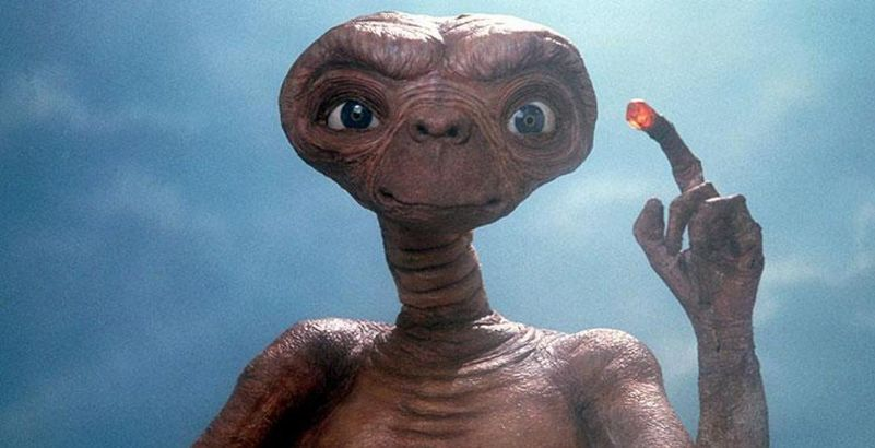 E.T l'extra-terrestre
