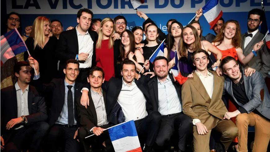 La liste Rassemblement national en tête dans les Hauts-de-France