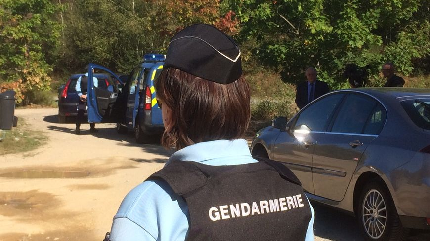 Contrôle routier de la gendarmerie de Haute-Vienne (image d'illustration)