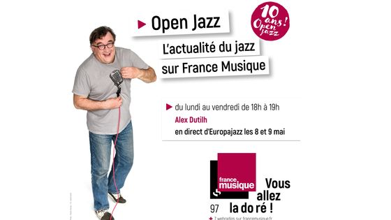 Open Jazz en direct d'Europajazz