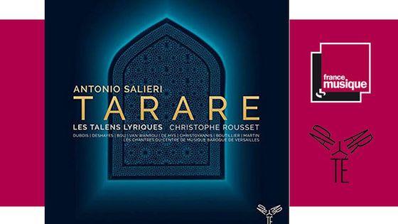 Tarare - Antonio Salieri