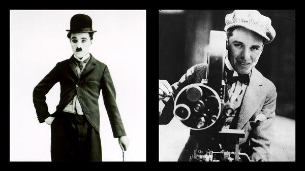 Charlie Chaplin ou le mythe de Charlot