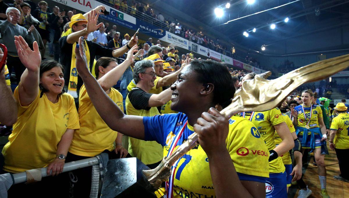EN DIRECT - Suivez la finale de Coupe de France de Metz Handball