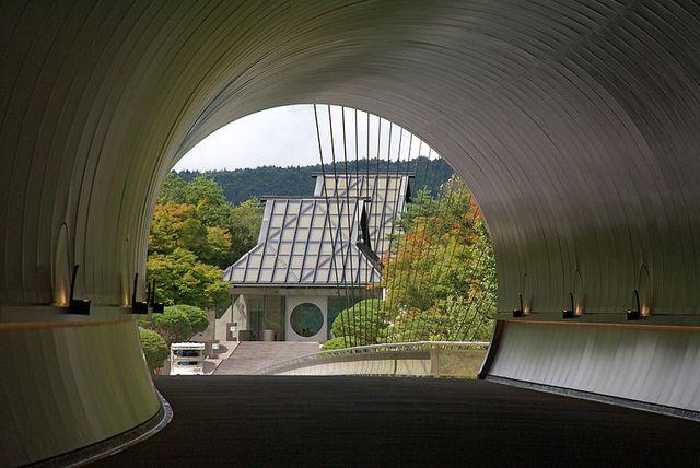 Le musée Miho près de Kyoto