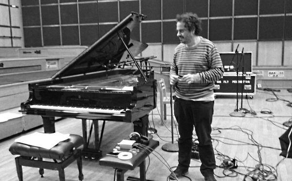 José Miguel fernandez au studio 106