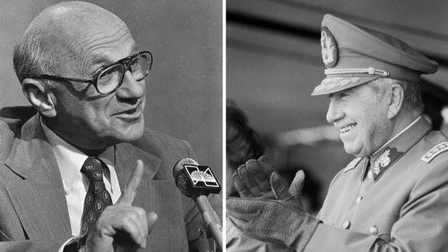 Épisode 3 : Milton Friedman et les Chicago Boys