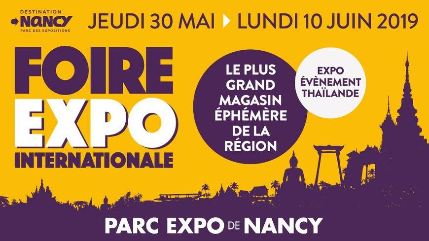 Affiche du la Foire Expo Internationale 2019