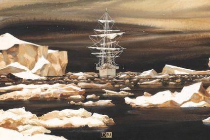 Les Voyages de Jules Ed Daniel Maghen