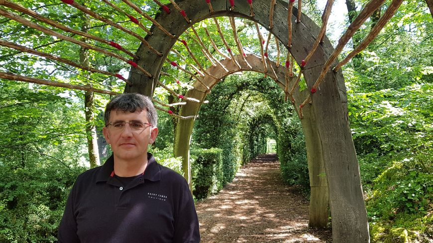 Jean Lemoussu le jardinier en chef