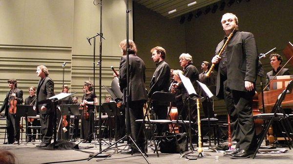Les ensembles baroques européens avec le Ricercar Consort (3/5) : Weckmann, Bach, Buxtehude