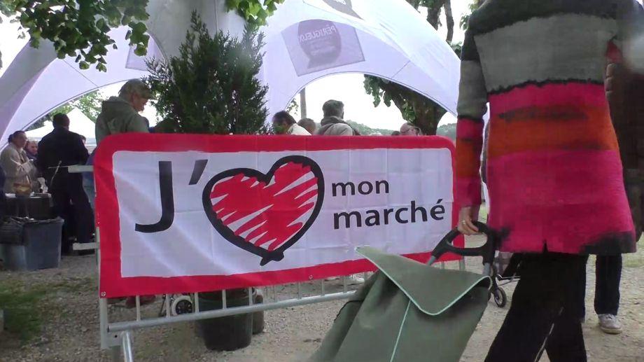 """""""J'aime mon marché"""" avec France Bleu"""