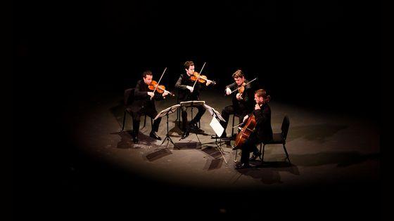 Le Quatuor Ebène