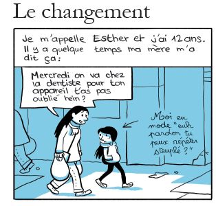 Les Cahiers d'Esther Planche Ed Allary Editions