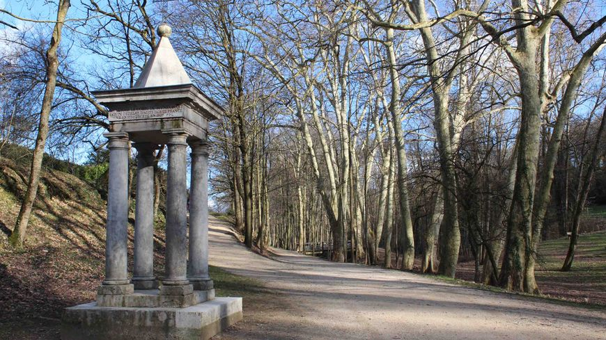 Bois des Naix, Bourg-de-Péage