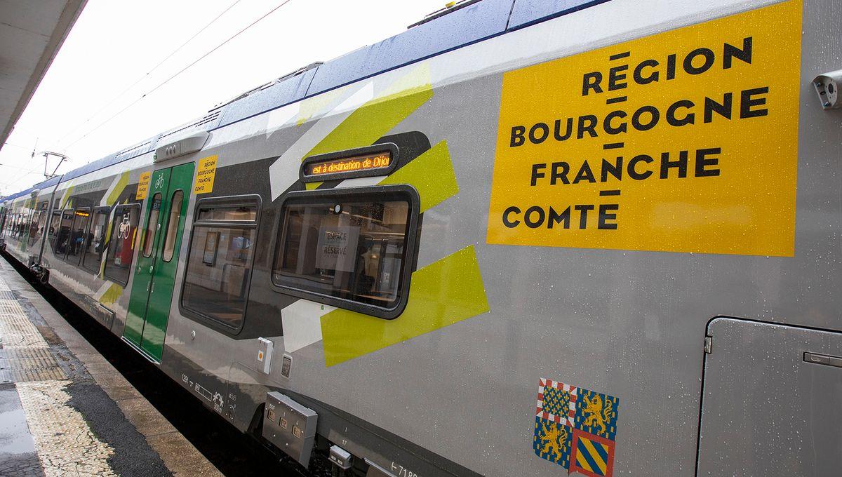 Le Constructeur De Bourgogne les ter font peau neuve en bourgogne-franche-comté : 40
