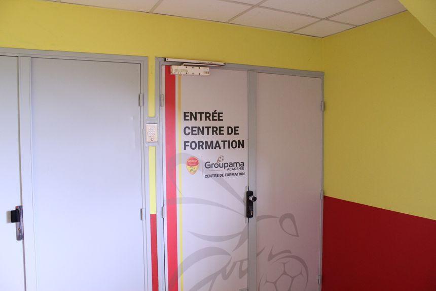 """Sportivement et économiquement, un centre de formation est aujourd'hui """"vital"""" selon le président Philippe Boutron"""