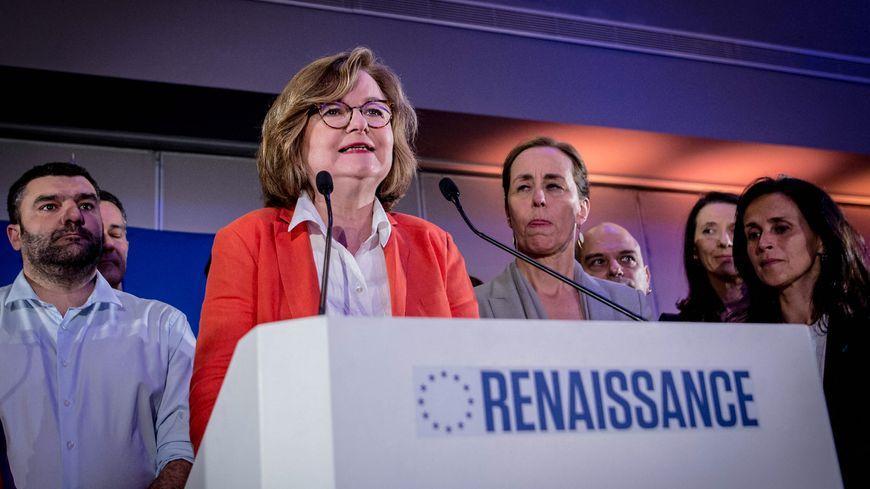 La liste Renaissance conduite par Nathalie Loiseau est arrivée en tête dans la Manche