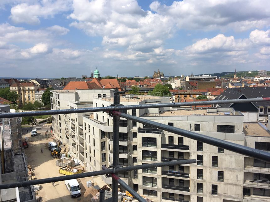 """Une rue piétonne, qui sera baptisée """"Simone-Veil"""", traversera l'ensemble immobilier"""