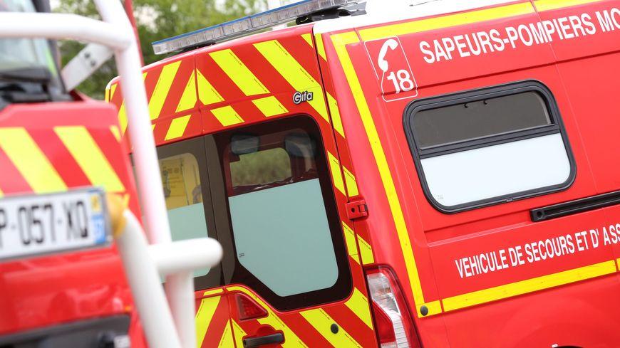 27 pompiers ont été mobilisés sur l'accident