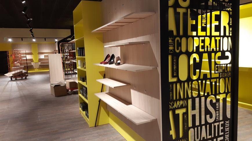 La Cité de la Chaussure ouvrira ses portes le 9 mai 2019 à Romans-sur-Isère (Drôme)
