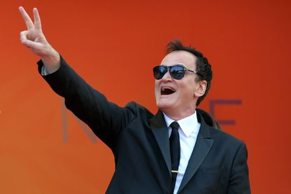 Quentin Tarantino à Cannes