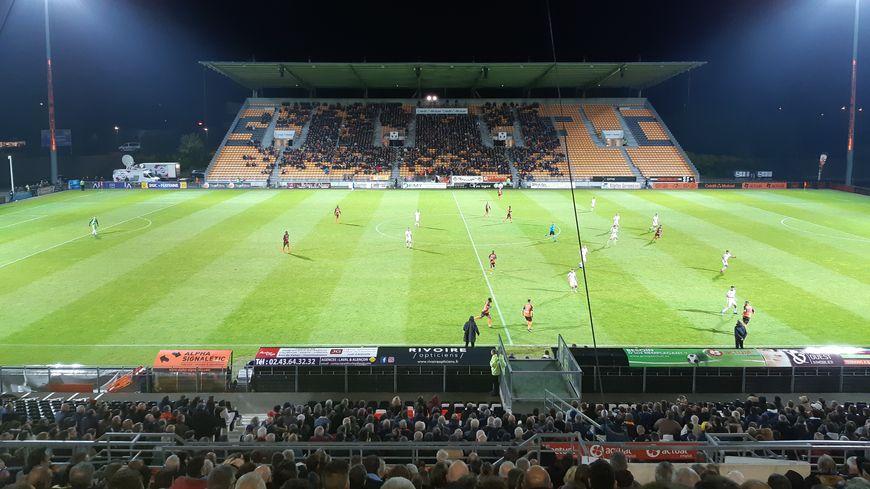 National (J33) : Le Stade Lavallois Perd Sa