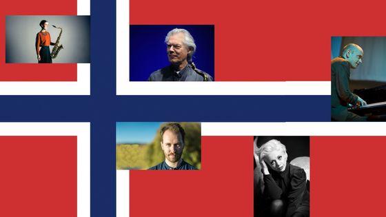 Hanna Paulsberg, Jan Garbarek, Tord Gustavsen, Eyolf Dale, Hilde Louise Asbjørnsen