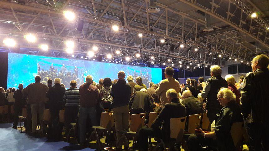 Une standing ovation des actionnaires Michelin