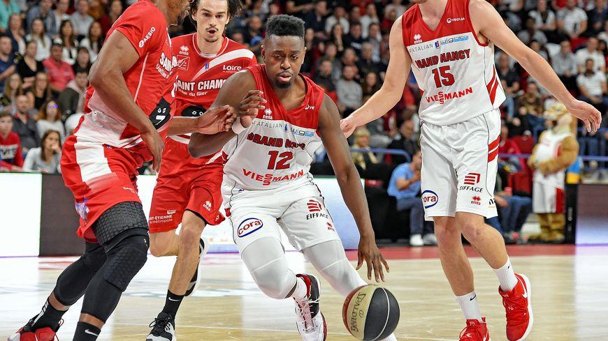 Les Nancéiens de Boris Dallo ont résisté au retour de Saint-Chamond en fin de match