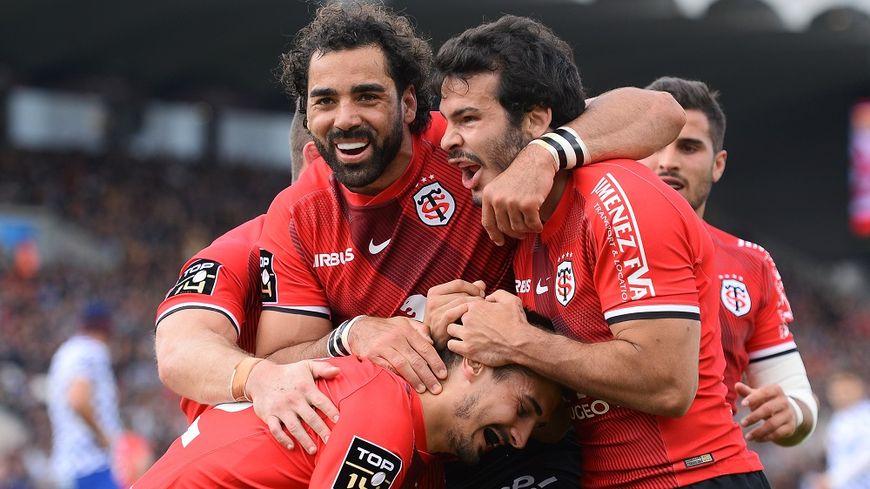 Les joueurs de Toulouse ont signé une incroyable remontée face à Bordeaux-Bègles.