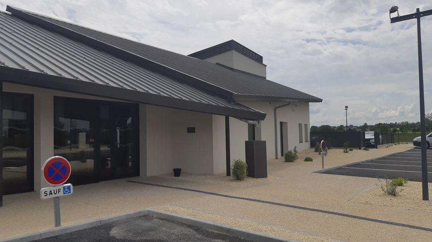 Le crématorium du châtelleraudais se situe sur la zone industrielle René Monory à l'entrée d'Antran