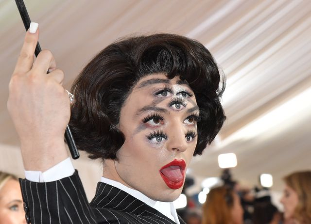 Gala du Met 2019 : l'acteur Ezra Miller