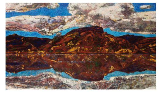 """Exposition """"Vincent Bioulès - Chemins de traverse"""""""