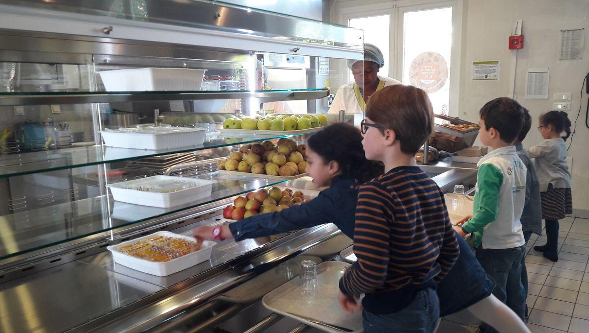 Strasbourg : tarif réduit pour l'option végétarienne dans les cantines scolaires