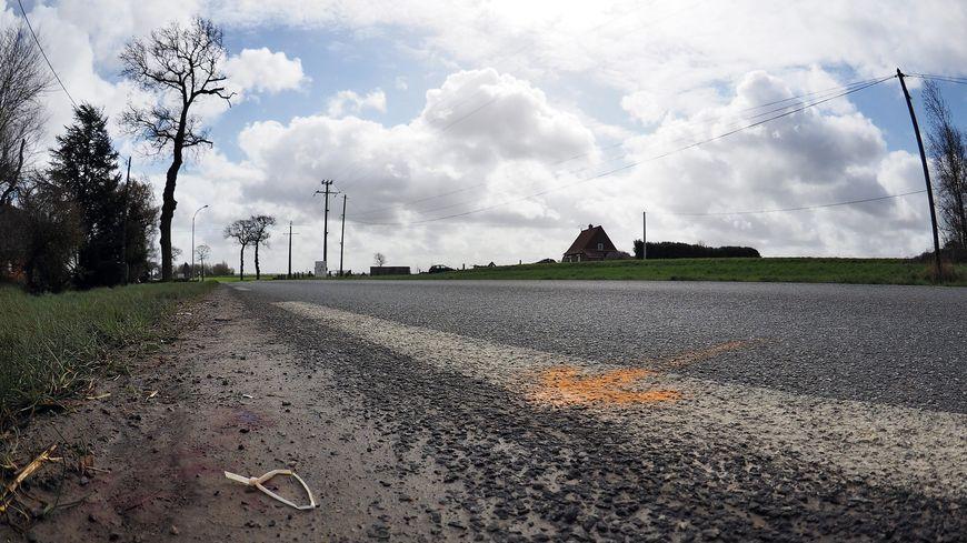 Illustration - le cycliste a été retrouvé mort près de son vélo en bas d'une descente à Prat-Bonrepaux