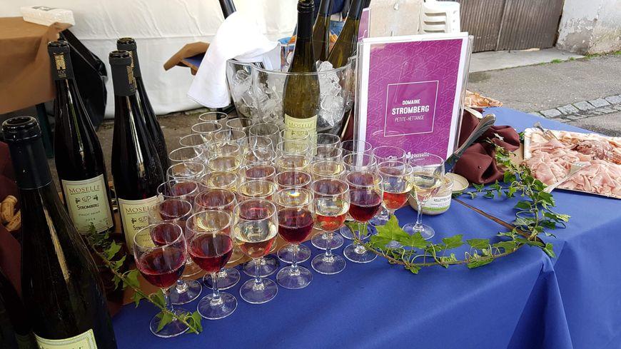 Gros succès pour la fête des vins de Moselle
