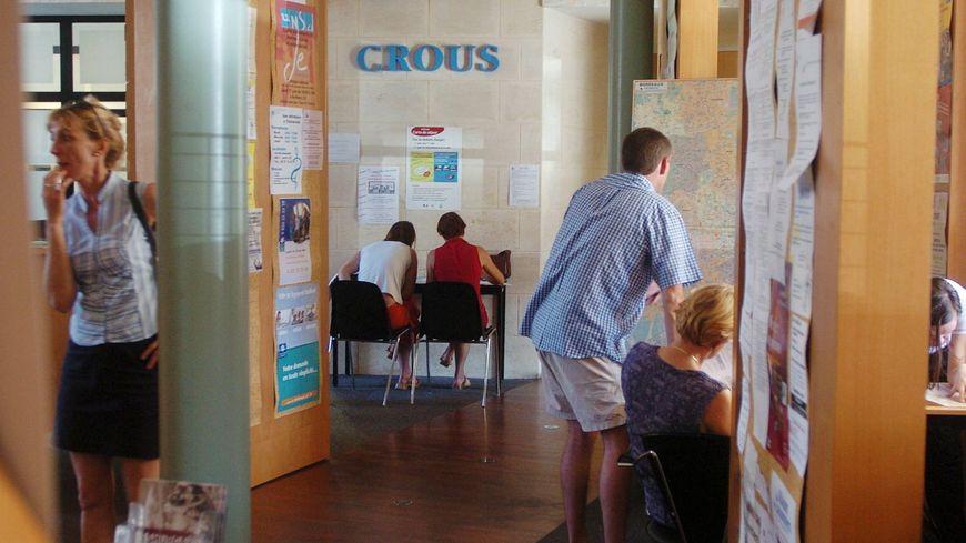 La métropole bordelaise accueille plus de 100 000 étudiants, un nombre qui a progressé de  20 % en 10 ans.