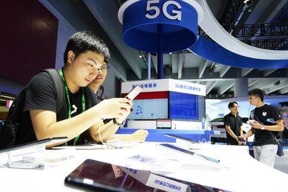 Les entreprises chinoises comme Huawei sont en pointe sur la technologie 5G.