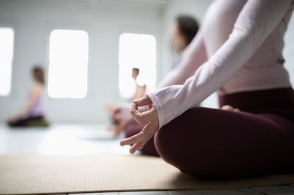 La folie du  yoga