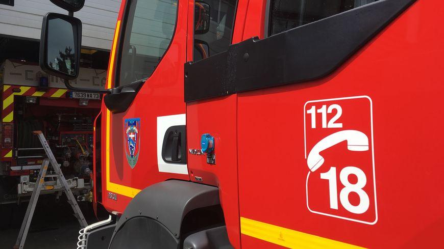 Pompiers de Savoie (illustration)